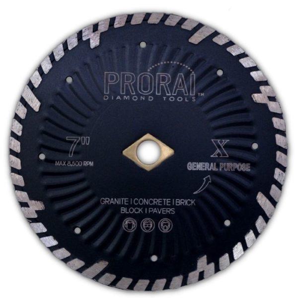 ProRai Diamond Blade General Turbo 7