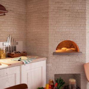 Wood Fired Pizza Oven Custom
