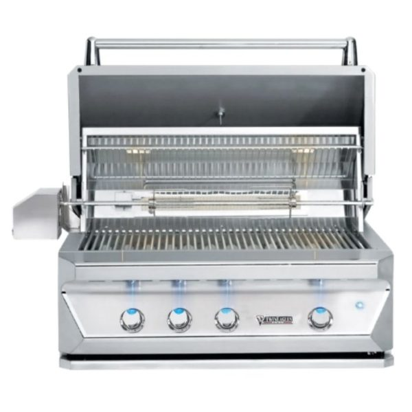 Gas Grill Outdoor Luxury