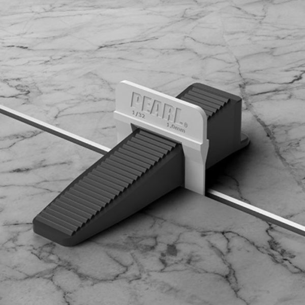 Leveling Clips Tile Pearl