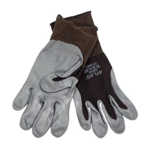 Work gloves nitrile atlas